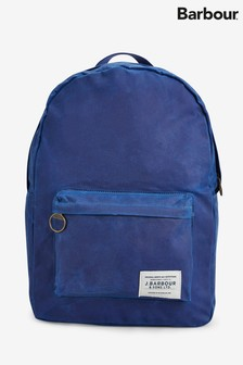 Barbour® Blue Eadan Backpack