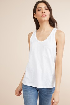 7587f666b3 Womens Vest Tops | Cami Tops & Vests | Next Official Site