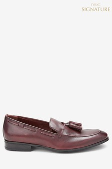 Signature Tassel Loafers