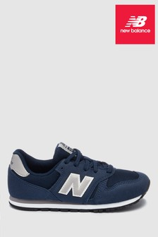 New Balance 373 Younger Lace Trainer