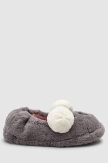Koala Character Slippers