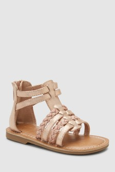 Plait Sandals (Younger)