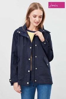 Joules Blue Swindale Showerproof Jacket