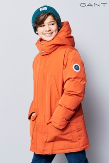GANT Teen Orange Parka
