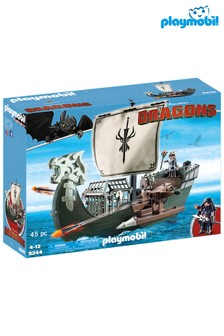Playmobil® DreamWorks Dragons© Floating Drago's Ship With Firing Cannons