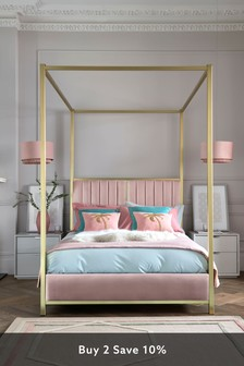 Langdon Four Poster Bed