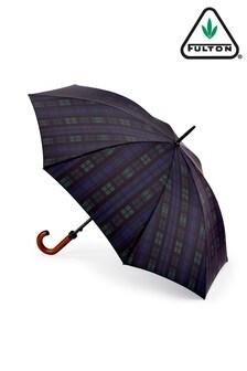 Fulton Checked Umbrella