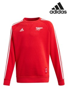 adidas Red Arsenal F.C Kids Jumper