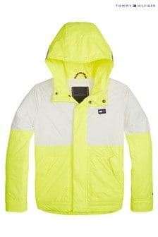 Tommy Hilfiger Yellow Neon Jacket