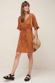 af09d7d007ddc Tea Dresses | 40s & 50s Style Tea Dresses | Next Official Site