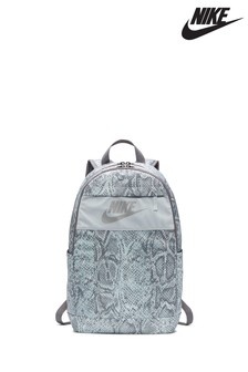 Nike Elemental Grey Python Backpack