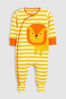 Lion Sleepsuit (0mths-2yrs)