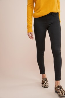 dd8ff8b1a6a96 Womens Black Skinny Jeans