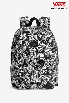 Vans AOP Logo Backpack