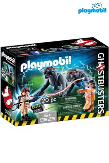 Playmobil® Ghostbusters™ Venkman With Terror Dogs