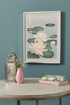 Waterlilly Frame
