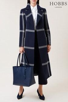 Hobbs Blue Florina Coat