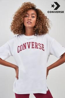 Converse Script Box Tee