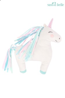 Sass & Belle Unicorn Cushion