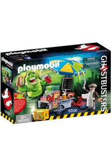 Playmobil® Ghostbusters™ Hot Dog Stand With Slimer