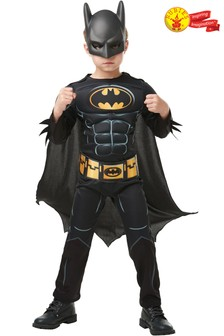 Rubies Deluxe Batman® Small Fancy Dress Costume