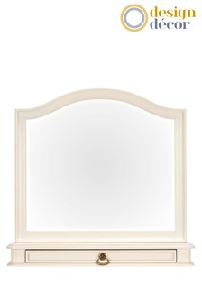 Design Décor Toulouse Dressing Table Mirror