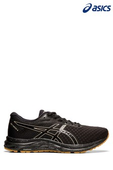 Asics Black Gel Excite 6 Winterized Trainers
