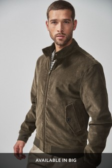 Cord Harrington Jacket