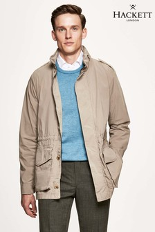 Hackett Natural Lightweight Field Jacket