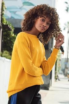 Cotton Star Sweater