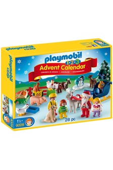 Playmobil® Advent Calendar '1.2.3 Christmas On The Farm'