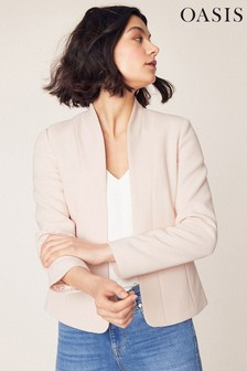 Oasis Pink Lucia Event Blazer