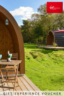 One Night Glamping Break For Two At Back Of Beyond Gift Experience by Virgin Experience Days