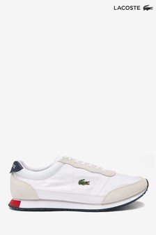 Lacoste® Partner 119 White Trainer