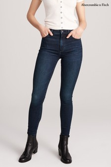 Abercrombie & Fitch Mid Wash Skinny Jeans