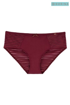 DORINA Red Hipster Classic Briefs