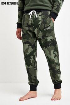 Pantalon de jogging Diesel® Peter imprimé camouflage