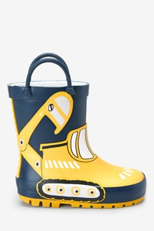 Digger Wellies (Younger)