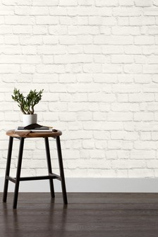 Paste The Paper Painted Brick Wallpaper