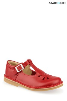 Start-Rite Red Lottie Shoe
