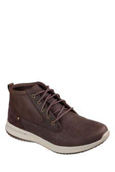 Skechers® Brown Delson-Rendo Boot