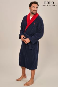 Polo Ralph Lauren Navy Robe