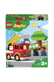 LEGO 10901 DUPLO Town Fire Truck Building Set
