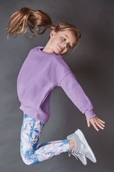 Sweater And Leggings Set (3-16yrs)