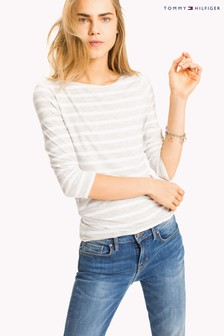 Tommy Hilfiger Striped Audrey Top