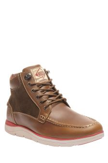 Regatta Brown Denshaw Leather Boot