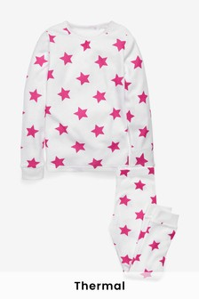 Star Printed Snuggle Thermal Set (1.5-16yrs)