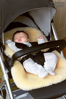 Mamas & Papas® Luxury Sheepskin Pushchair Liner