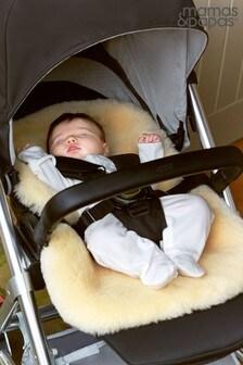 Mamas & Papas® Luxury Sheepskin Pushchair Liner