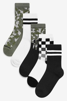 NYC Socks Five Pack (Older)